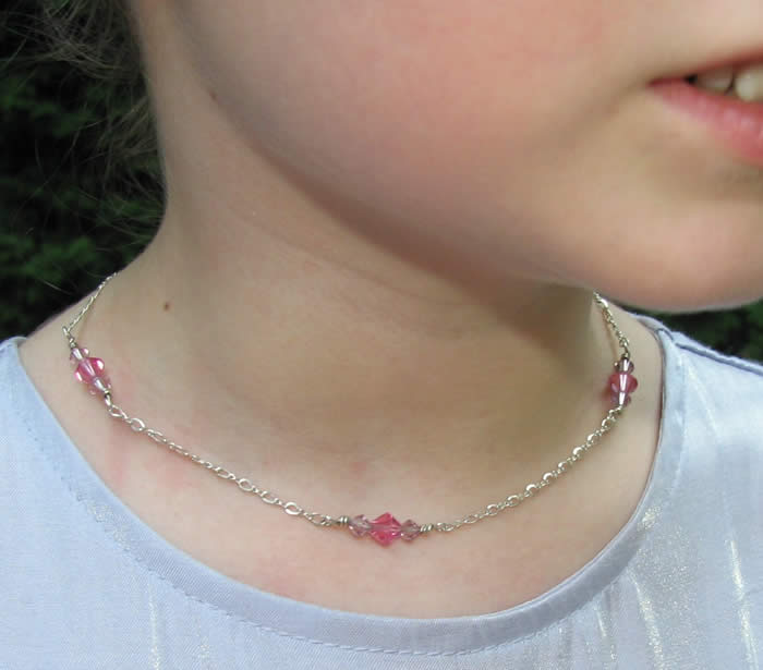 sterling silver children's jewelry